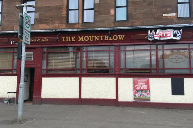 Warning for bar after lock-in on night of Old Firm match