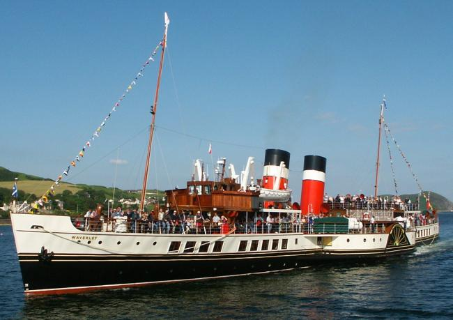Full steam ahead: Two new boilers ordered for Paddle Steamer Waverley to get it sailing again