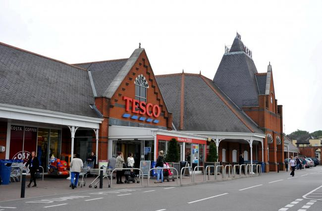 Shoppers in posh English town outraged after Tesco pulls AUBERGINES from shelves