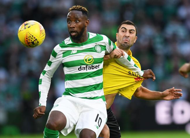 Moussa Dembele is believed to be winning his fight for fitness ahead of Rosenborg game