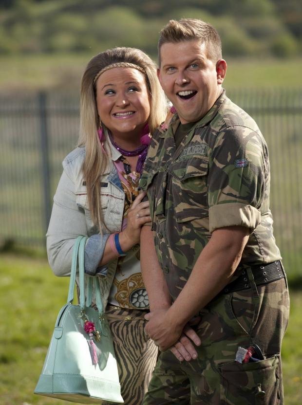 Glasgow Times: Gary: Tank Commander ran for three seasons