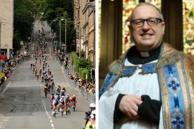 'Glasgow is clearly not that interested': Senior cleric slams cycling road closures