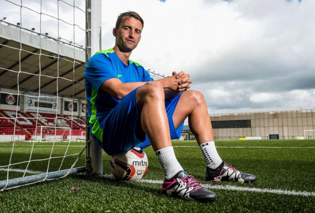 Former Falkirk and Queen of the South player Mark Millar has been hailed as one of the best signings of the window