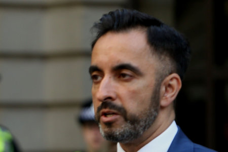 Glasgow Lawyer Aamer Anwar slams hospital after father 'left for hours in his urine and faeces'