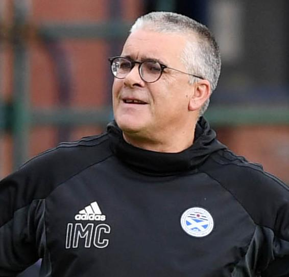 Ian McCall is mulling over an offer from Partick Thistle.