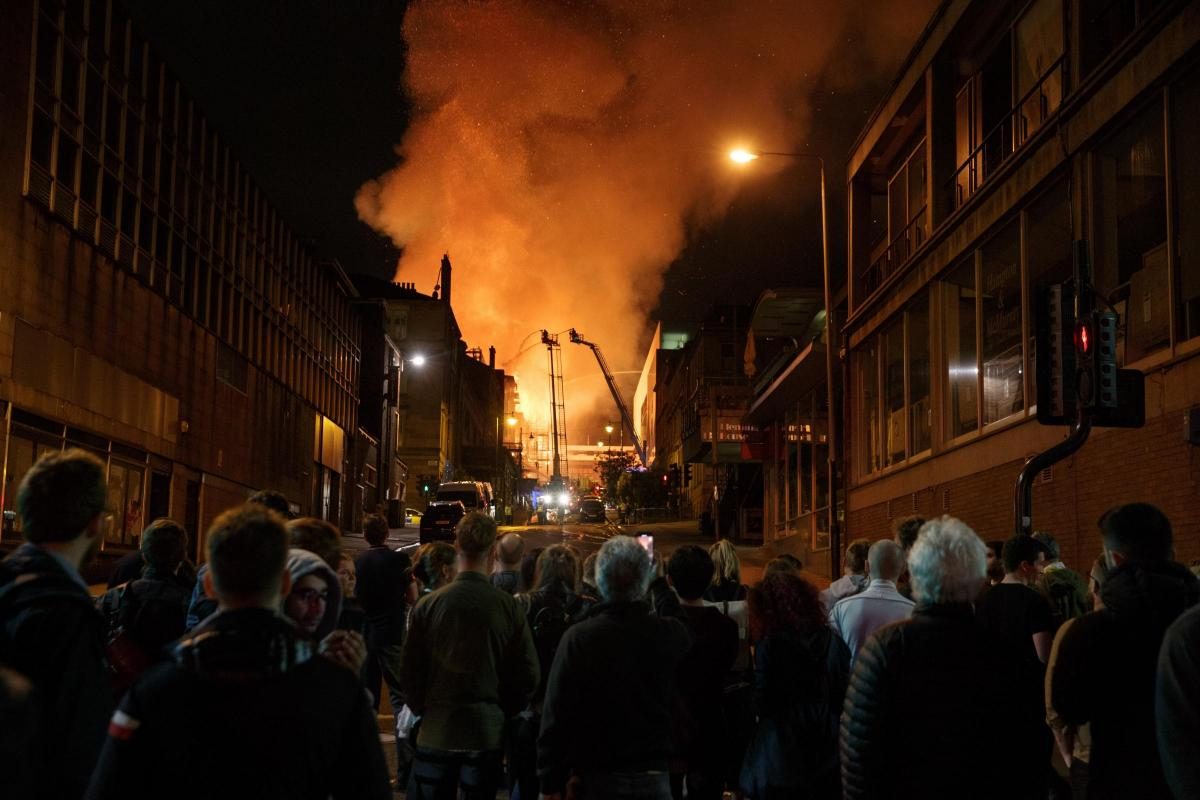 Glasgow Art school fire investigation could be complete by end of this year