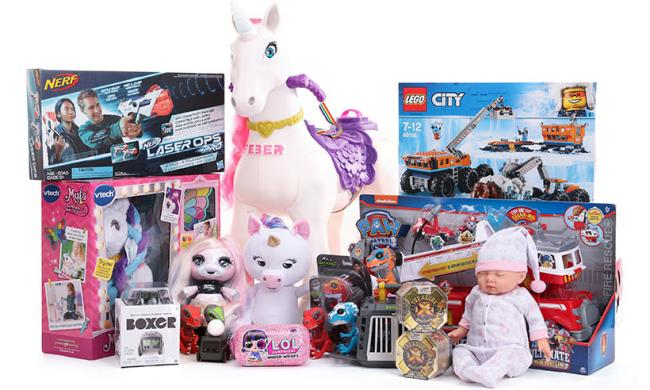 Where To Get 2018's Top Xmas Toys