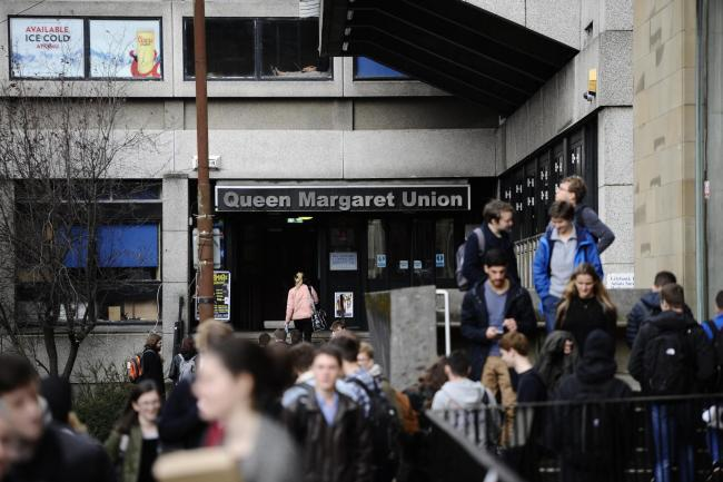 The student union has faced criticism for dropping staff during the coronavirus crisis