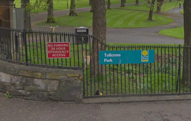 Man seriously injured after being attacked in Glasgow park