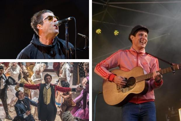 Glasgow singing sensation Gerry Cinnamon competing against world's biggest music stars for top awards