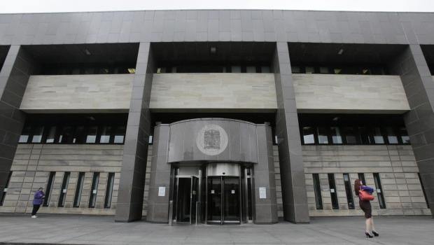 Glasgow Sheriff Court: Man jailed after attacking partner over a messy flat