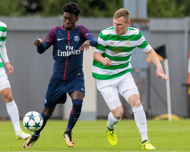 Celtic new boy Timothy Weah on being born with a silver spoon, his dad George and being a clean living boy