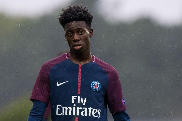Timothy Weah believes Celtic is perfect step to living up to name