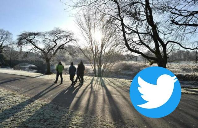 'Canny deal with this cold': Glasgow reacts to plummeting temperatures