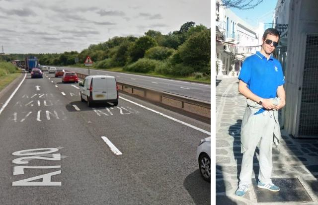 Tributes for Rangers fan who was found dead on Edinburgh city bypass