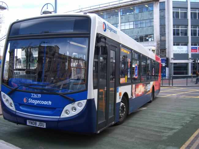 Stagecoach and McGill's team up to help get NHS staff to work