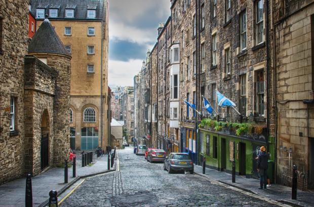 Glasgow Times: Things to do in Edinburgh for Galentine's Credit: Tama66, Pixabay