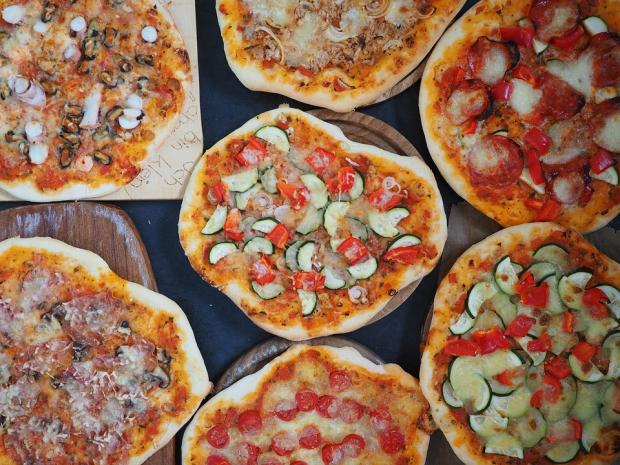 Glasgow Times: Create pizzas for all tastes Credit: Hans, Pixabay