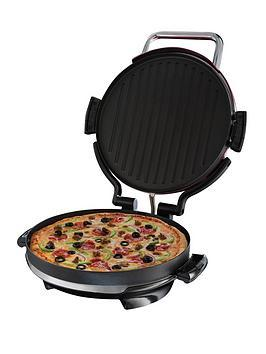 Glasgow Times: George Foreman Entertaining Pizza grill Credit: Littlewoods