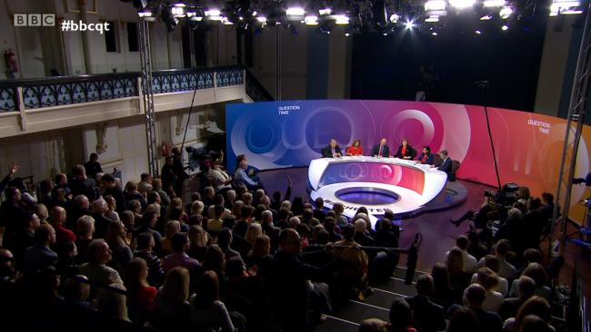 Glasgow set to host BBC Question Time in run up to general election