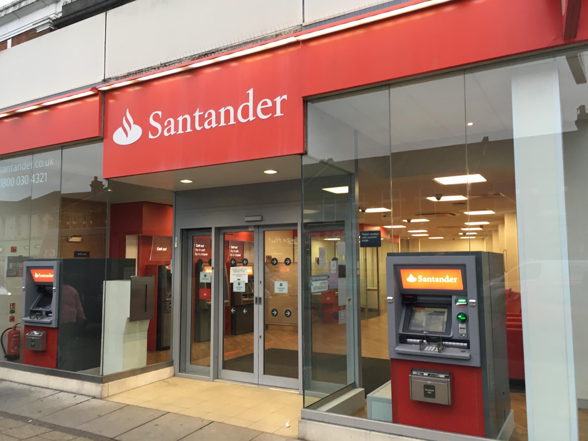 Santander shuts Glasgow bank branch