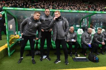 Celtic on lookout for new first team coach as Neil Lennon confirms Damien Duff will depart next month