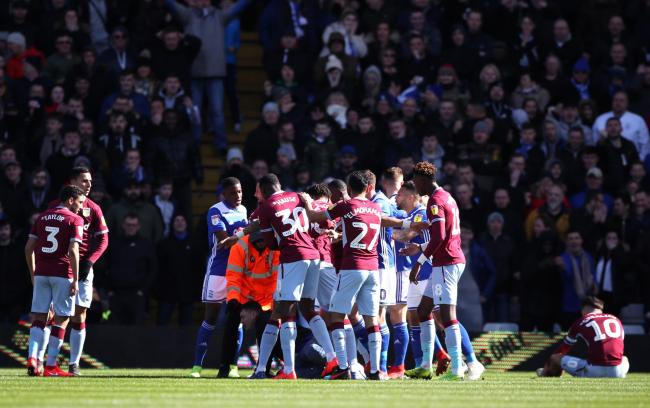 The attack on Jack Grealish is the latest in a catalogue of incidents this season