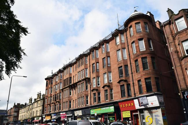 Glasgow records UK's fastest house price growth