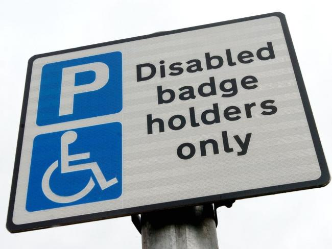 Blue Badge misuse on the rise