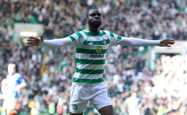 Odsonne Edouard looked like £20m well spent by Celtic in the derby