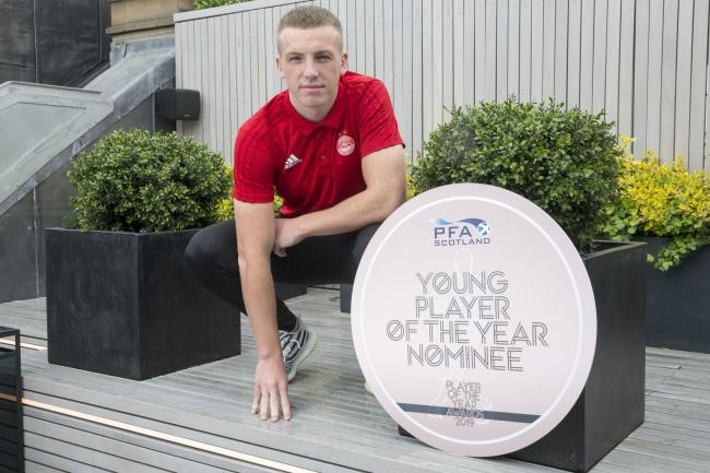 Lewis Ferguson is in line to be Scotland's Young Footballer of the Year - 20 years after his brother Barry