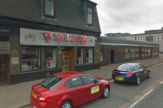 Village Curry House Glasgow Robbed Of Cash Glasgow Times