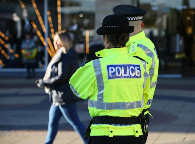 Pupil budgets being spent on campus cops, report shows