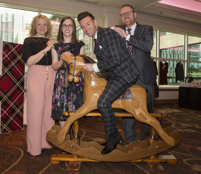 Ladies lunch raised £59,000 for kids' hospices