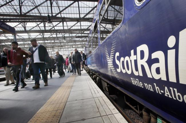 75,000 ScotRail trains have been cancelled since Abellio took over