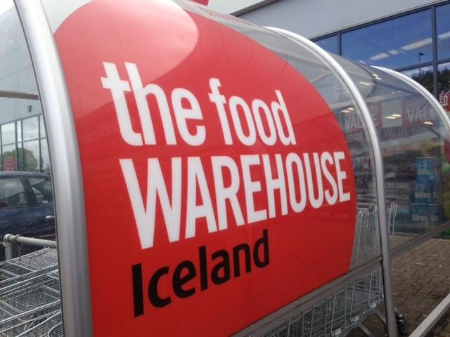 The Food Warehouse, Iceland