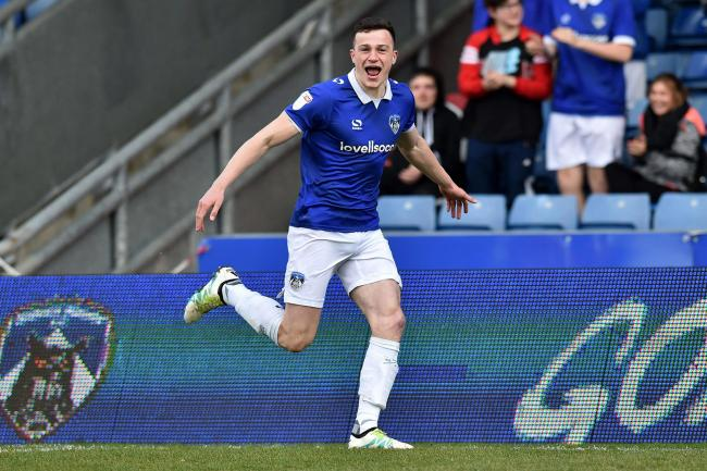 Rangers target George Edmundson wants to leave Oldham.