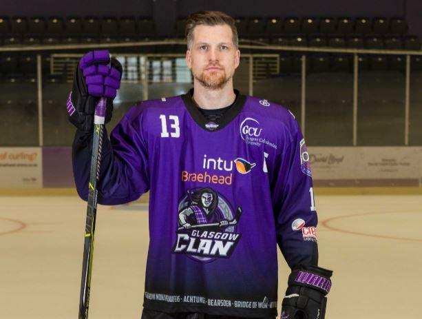 Glasgow Clan appoint Zack Fitzgerald as new head coach