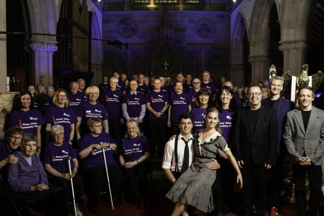 Scottish Ballet and the Every Voice Choir