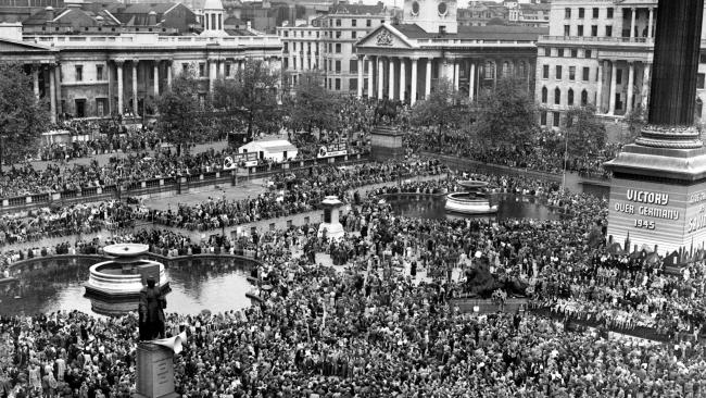 May Day bank holiday to move to a Friday to mark 75th anniversary of VE Day