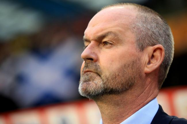 Scotland manager Steve Clarke. Picture: Bradley Collyer/PA Wire.