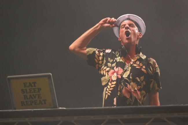 Norman Cook, better known as Fatboy Slim (Yui Mok/PA)